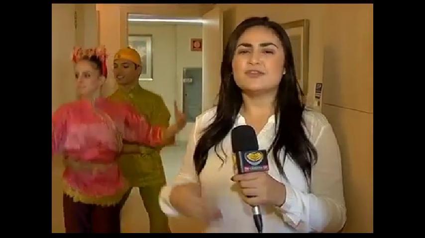 Iniciativa promove apresentações de balé em hospitais