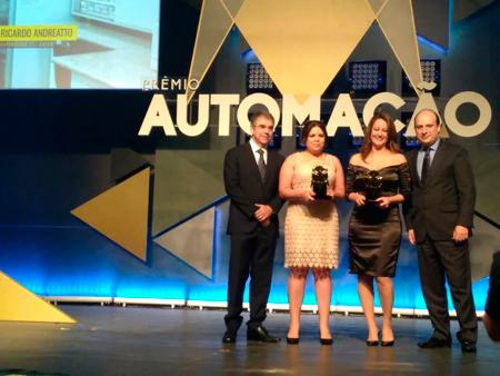 Premio automación GS1