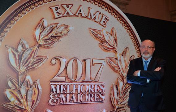 Prêmio Melhores e Maiores da Revista Exame