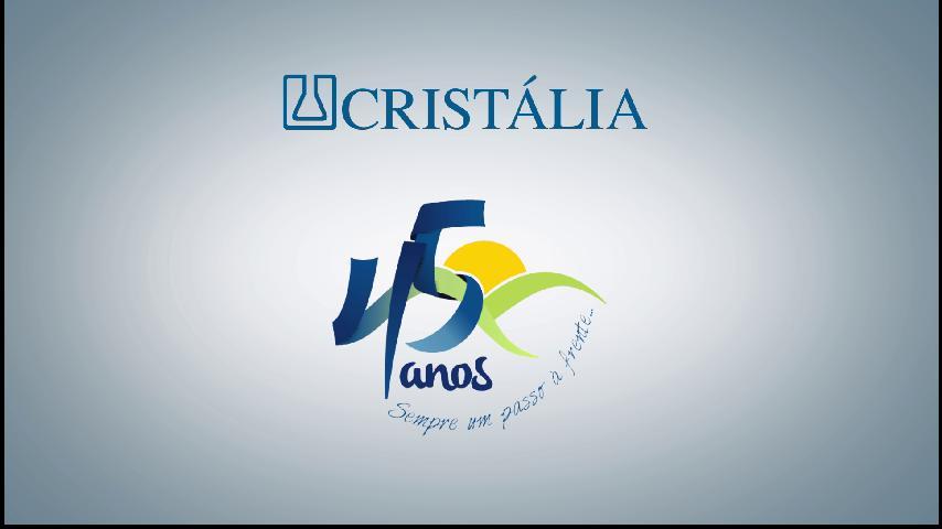 Cristalia Institucional 3'30